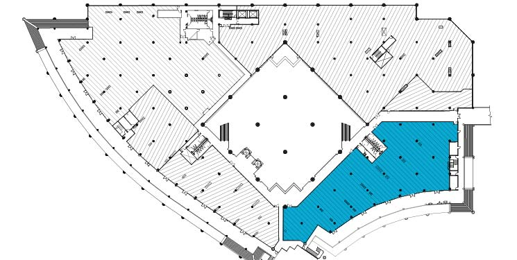 Galleria Corporate Centre floor plan